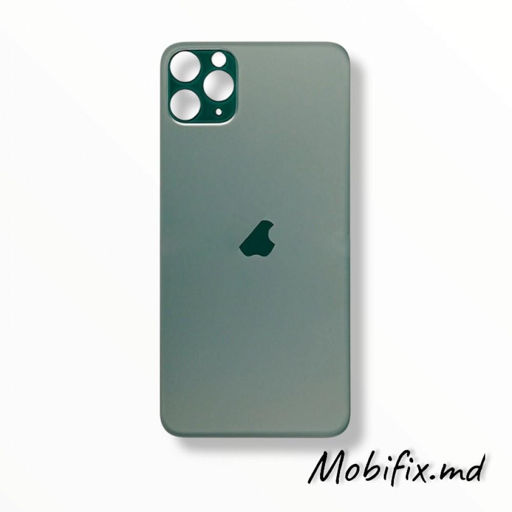 Заднее стекло iPhone 11 Pro Max Green