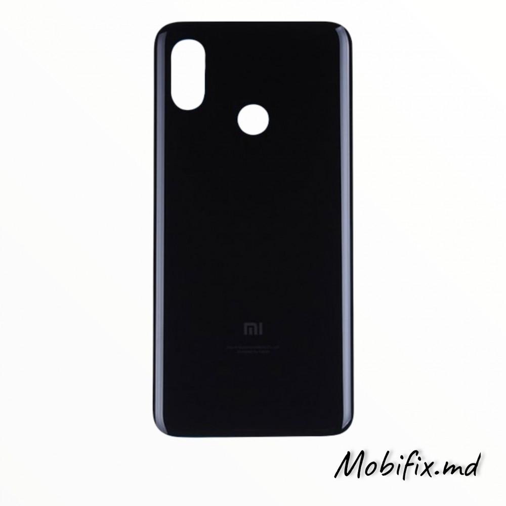 Задняя крышка Xiaomi Mi 8 черная