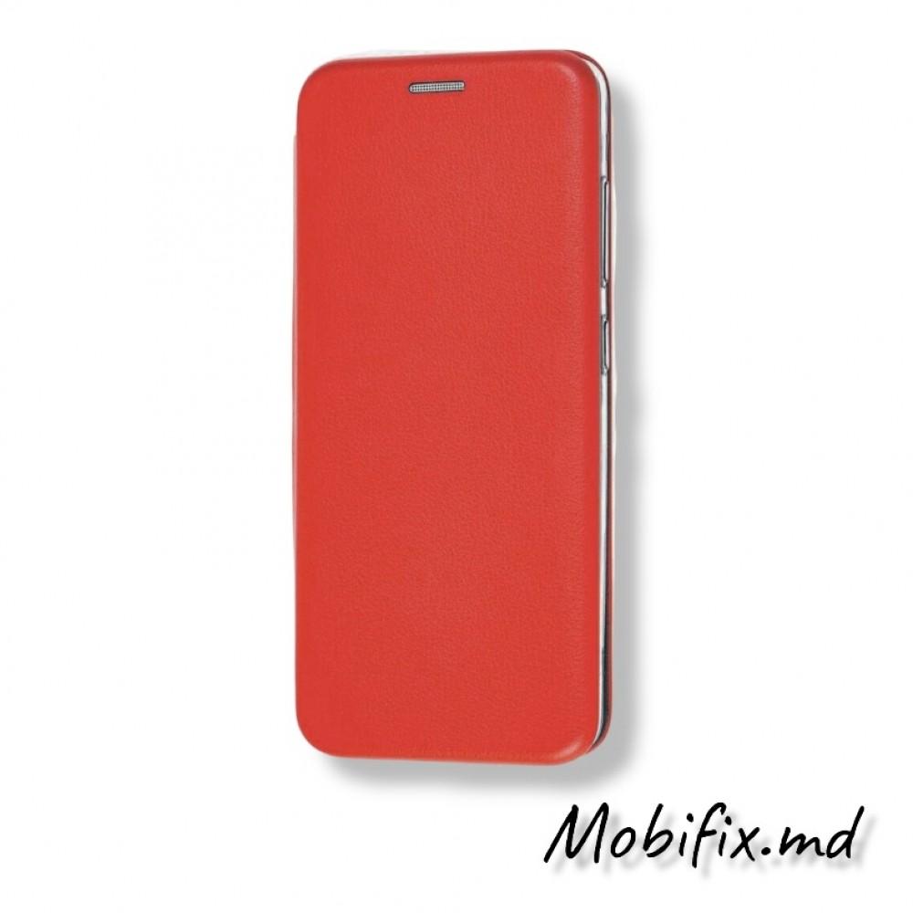 Чехол iPhone 6, 6s Книжка кожа (красный)