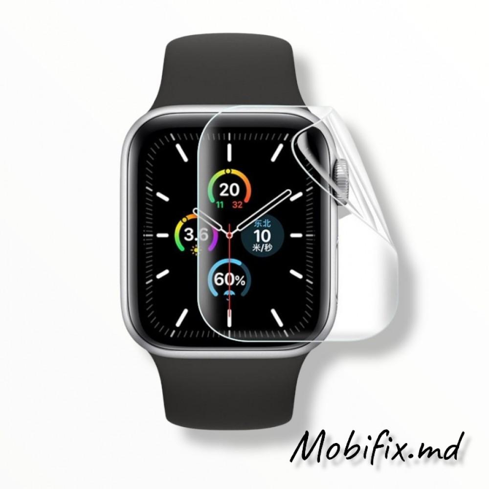 Гидрогелевая плёнка Apple Watch 5 44mm