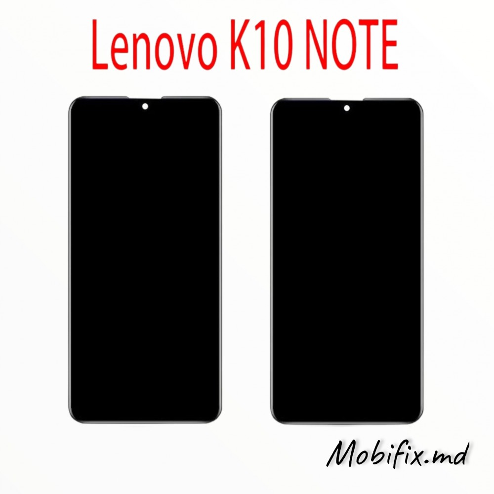 Дисплей Lenovo K10 Note, черный