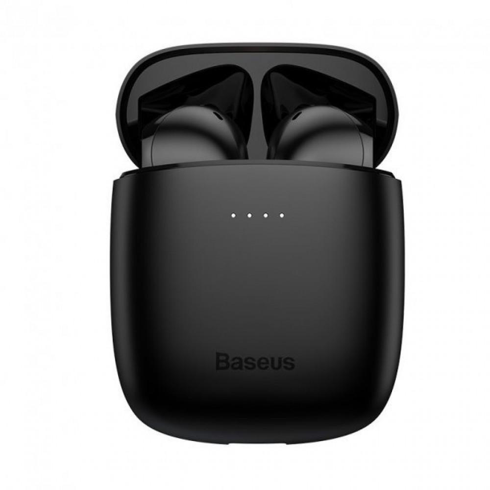 Наушники Baseus W04 TWS Черные