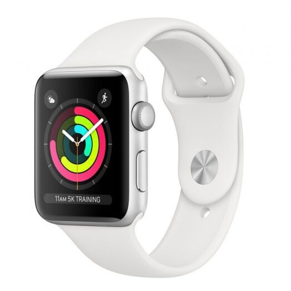 Apple Watch 3 Series 38mm Silver • Новые