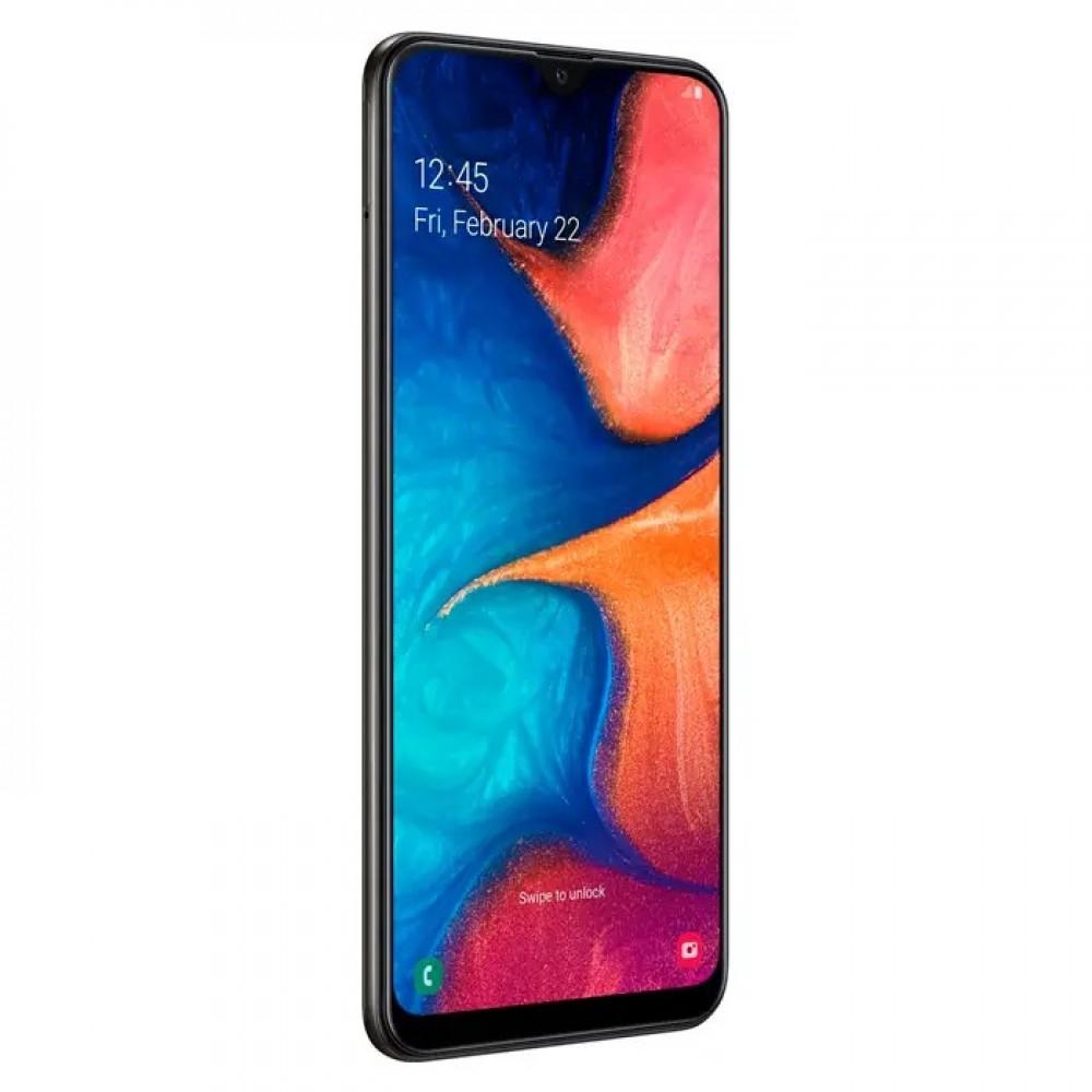 Samsung Galaxy A20 SM-A205U Black • б.у