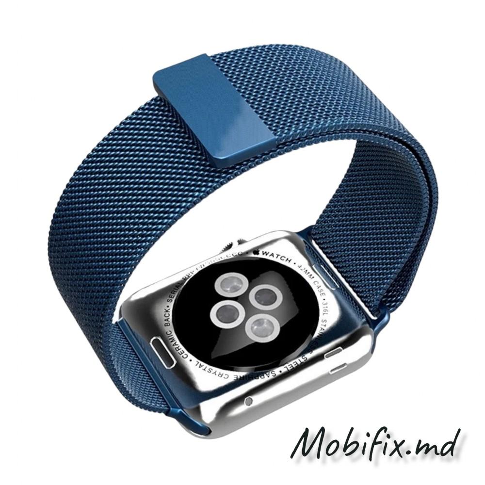 Ремешок Apple Watch Milanese Loop 38, 40 mm (blue)